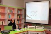 کارگاه آموزش اصول خبرنویسی ویژه مربیان کانون استان کردستان برگزار شد