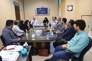 نشست همفکری پنجمین جشنواره ملی اسباببازی برگزار شد