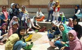 دوستی کودکان و نوجوانان با محیط زیست