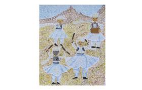 موفقیت عضو کانون پرورش فکری سیستان و بلوچستان در مسابقهی نقاشی «سرزمین مادری» بلاروس