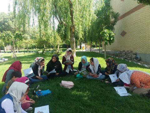 فعالیتهای تابستانی کانون استان مرکزی