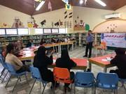 برپایی دورهی آموزشی «فرآیند قصهگویی از متن تا اجرا» در کانون پرورش فکری گلستان