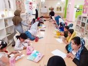 مسابقه نقاشی 'نه به سیگار' در هفتکل برگزار شد