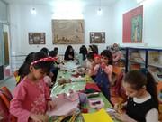 کارگاه ساخت عروسکهای نمایشی در کانون دزفول