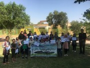 مسابقه نقاشی 'نه به سیگار' در کانون هفتکل
