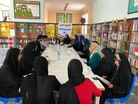 هشتمین نشست انجمن ادبی شعر سیستان(کانون پرورش فکری) برگزار شد