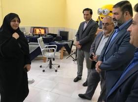 حضور شهردار منطقه 4 شیراز در کانون فارس
