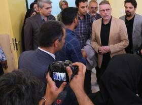گزارش تصویری حضور نماینده یونیسف در کانون فارس