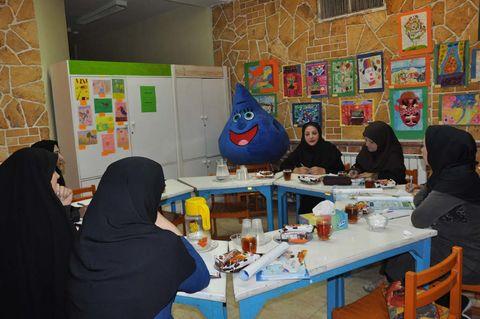 تشکیل کارگروه «مصرف بهینه آب» در کانون البرز