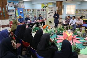 برگزاری انجمن قصهگویی در کانون گیلان