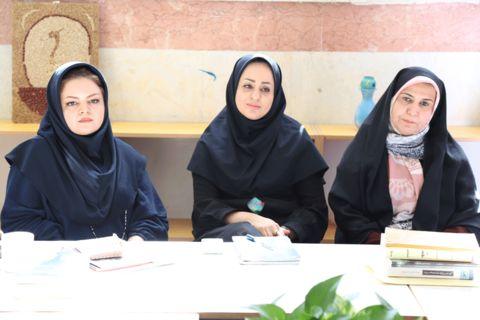 گردهمایی مربیان ادبی و هنری مراکز کانون بوشهر سال 1398