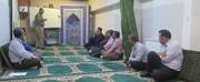 برگزاری حلقه صالحین بسیج برادران کانون قزوین