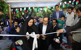 مرکز فرهنگی هنری کانون شهر طرقبه گشایش یافت