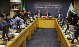 نشست فصلی مدیران کانون پرورش فکری در مشهد1