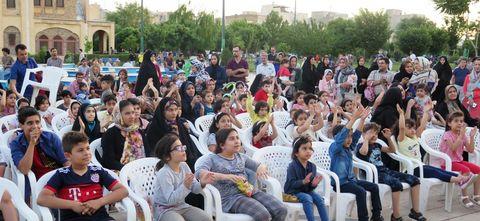 گزارش تصویری رونق اجرای پویش کانونی «فصل گرم کتاب» در قزوین