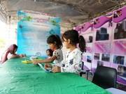حضور کانون در  نمایشگاه هفته فرهنگی بجنورد