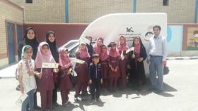 اجرای فعالیتهای فرهنگی کانون برای دانش آموزان اشتهاردی