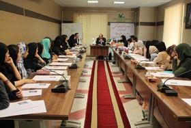 دومین جلسه انجمن هنرهای تجسمی کانون استان آذربایجان شرقی