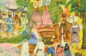 درخشش 6 عضو کانون خراسان جنوبی در مسابقهی بینالمللی نقاشی بلاروس