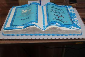 جشن تولد یکسالگی انجمن ادبی شعر شهریار در کانون آذربایجان شرقی