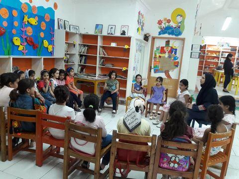 تابستان شاد مراکز فرهنگی هنری کانون مازندران