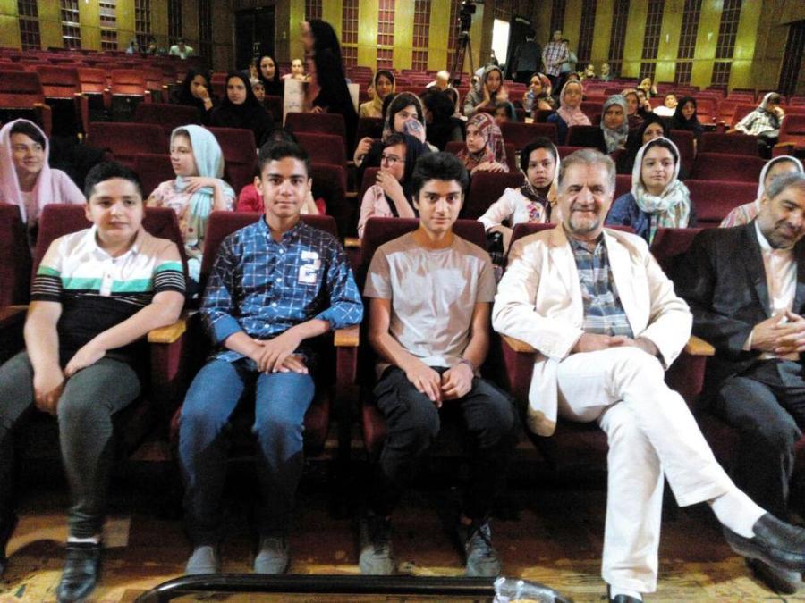 جشنواره قصه گویی در ساوه برگزارشد