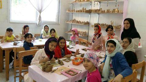 تابستان شاد در مراکز فرهنگیهنری کانون پرورش فکری کودکان و نوجوانان استان سمنان از نگاه دوربین- بخش دوم