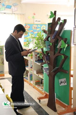 بازدید مدیر کل از مرکز پیشوا کانون استان تهران/ عکس از یونس بنامولایی