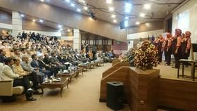 اجرای سرود ویژه کتاب در مراسم افتتاح برنامههای ستاد اوقات فراغت استان آذربایجان شرقی