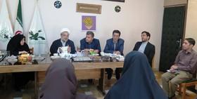 نشست راهبردی همکاری کانون با دومین همایش ملی هویت کودکان ایرانی اسلامی در دوره پیش دبستان