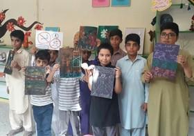 مراکز فرهنگیهنری کانون پرورش فکری سیستان و بلوچستان در هفتهی مبارزه با مواد مخدر(بخش پایانی)