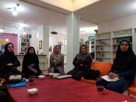 سفر کارشناسان آفرینشهای ادبی و هنری به کانون خراسان جنوبی