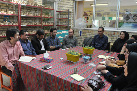 گردهمایی سالانه مربیان مسئول مراکز فرهنگی هنری کانون استان اردبیل- تیرماه۱۳۹۸