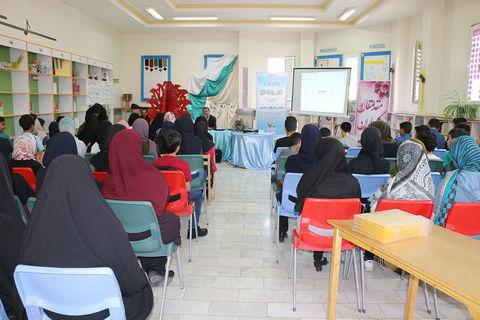 انجمن هنرهای تجسمی اعضای نوجوان کانون سمنان راهاندازی شد