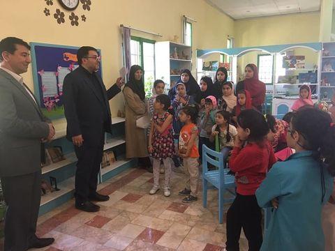 بازدید از مرکز فرهنگی و هنری کانون چناران