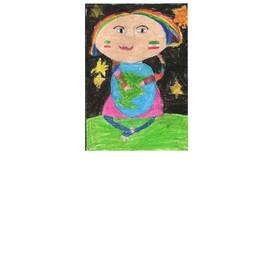 درخشش عضو ۵ ساله در مسابقه بین المللی نقاشی «بارباراپیچنیک»