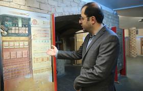 بازدید مدیرعامل از موزهی تاریخ کانون