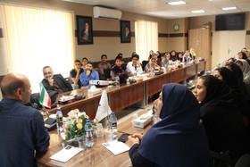 دومین جلسه انجمن عکاسی استان آذربایجان شرقی