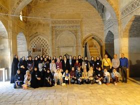 نخستین بازدید طرح «هشت بهشت » در کانون اصفهان
