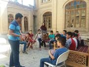 آغاز تابستان شاد در مراکز کانون پرورش فکری استان کرمانشاه