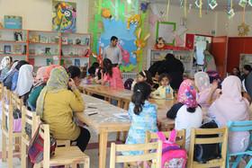 استقبال خانوادهها از ویژهبرنامههای اوقات فراغت کانون  در آذربایجان شرقی