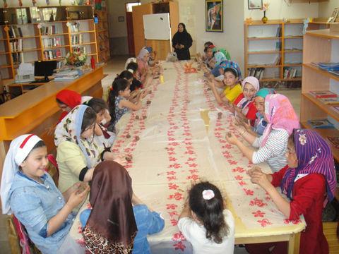 تابستان شاد و با نشاط در مراکز کانون استان آذربایجان شرقی