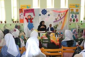 بزرگداشت روز قلم در مرکز فرهنگی هنری داود آباد و یل آباد