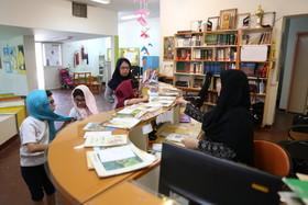 تابستان گرم مرکز شماره 20 کانون پرورش فکری کودکان و نوجوانان تهران