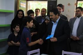 بازدید دبیر مرجع ملی کنوانسیون  حقوق کودک از مرکز طرقبه
