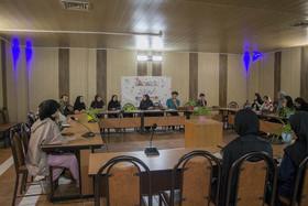 انجمن ادبی آفرینش در آستانه روز قلم برگزار شد
