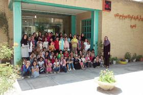 گزارش تصویری از گرامیداشت روز دختر در مراکز فرهنگیهنری کانون پرورش فکری استان سمنان