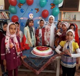 جشنهای میلاد حضرت معصومه(س) و روز دختر در کانون فارس