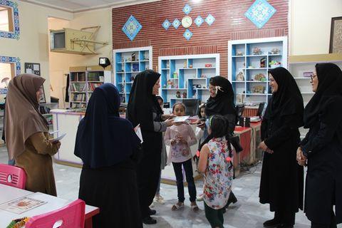 بازدید مدیرکل کانون پرورش فکری سیستان و بلوچستان از مرکز فرهنگیهنری مجتمع