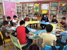 گزارش تصویری تب و تاب تابستانی در مراکز کانون استان قزوین